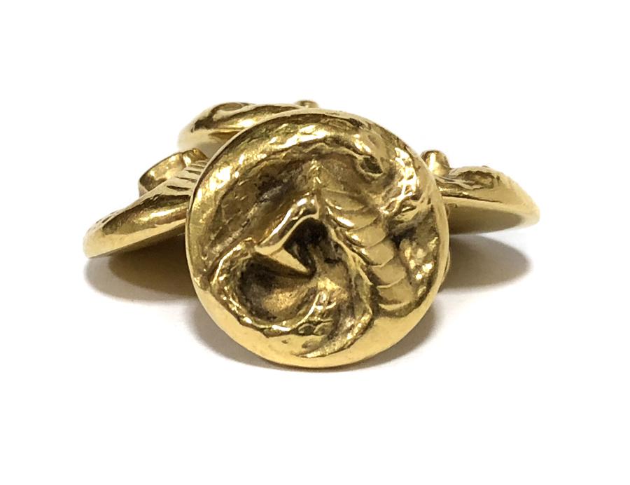 Lalique cufflinks